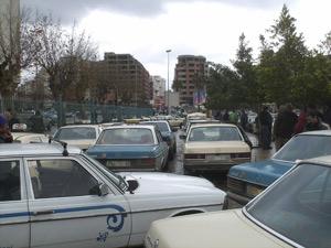 Tanger : Tarification fixe pour les grands taxis interurbains