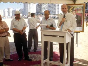 Tanger : Lancement de la campagne «Plages propres 2008»