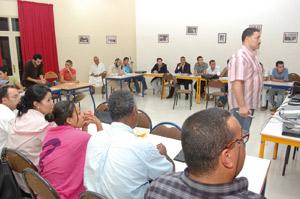 Tanger : Formation socio-éducative au profit des jeunes