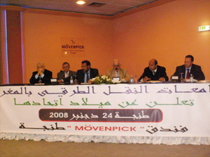 Tanger : Les transporteurs routiers en conclave