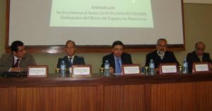 Tanger : L'Espagne pour la consolidation des relations maroco-européennes