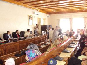 Tanger : Le conseil de la ville tient sa première session ordinaire