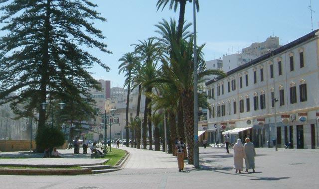 Tanger, 1er prix du Concours National des Villes Forestières