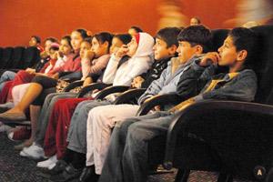 Tanger : La cinémathèque de Tanger s'ouvre aux enfants