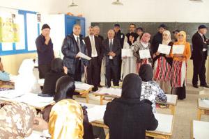 Tanger : Fondation Tanger-Med : Mise à niveau de plus de 42 écoles rurales