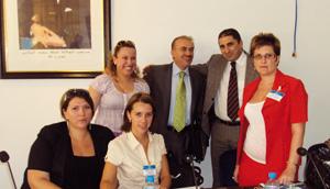 Tanger : des opérateurs économiques roumains en prospection