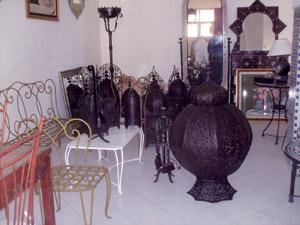 La ferronnerie artisanale prospère à Tanger