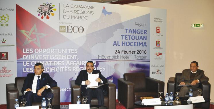 Investissement à Tanger: Les opportunités de la région mises en avant