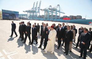Tanger Med : Un complexe portuaire qui perce dans la Méditerranée