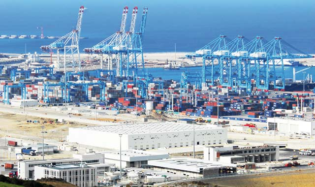 Port Tanger Med : La TMPA alerte