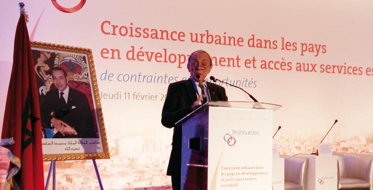 Accès aux services essentiels: L'urbanisation non maîtrisée, grand obstacle