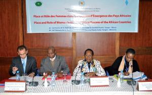 Tanger : Les femmes dans le processus d'émergence des pays africains