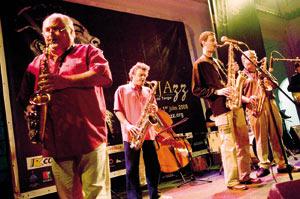 Tanger : Baisse de rideau sur le festival Tanjazz