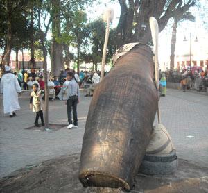 Marrakech : Une «Tanjia» géante défile à Jamaâ El Fna