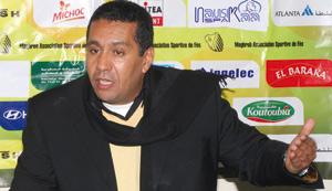 Entretien avec Rachid Taoussi, entraîneur du Moghreb de Fès : «Nous viserons la victoire à Radès»