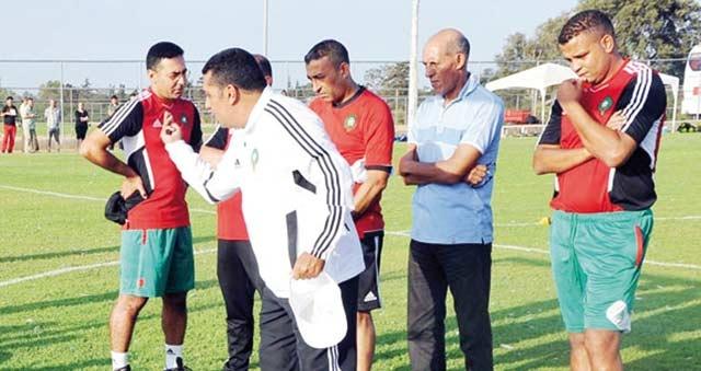 Équipe nationale : Rachid Taoussi dévoile  sa feuille de route