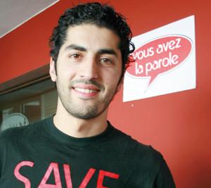Tarik Mounim, le beau combat d'un cinéphile