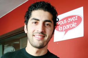 Tarik Mounim : «L' Eden est le symbole de notre combat»