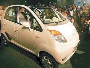 Tata invente la voiture la moins chère au monde