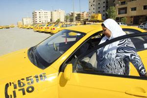 Des taxis pour femmes afin d'éviter le harcèlement