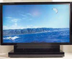 Télévision : Les écrans plats préparent leur mue