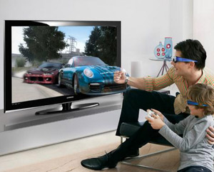 La télévision en 3D arrive !
