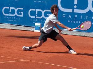 28e GP Hassan II de tennis : Ziadi et Id Mbarek en panne d'inspiration