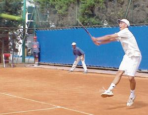 El Amrani et Ziadi  passent le cap des huitièmes de finale