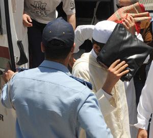 Lourdes peines pour les membres de la cellule de Tétouan