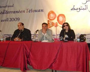 Projection du film égyptien «Le mélange de Faouzia»