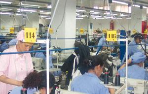 Textile : Les industriels redoutent un retournement de conjoncture