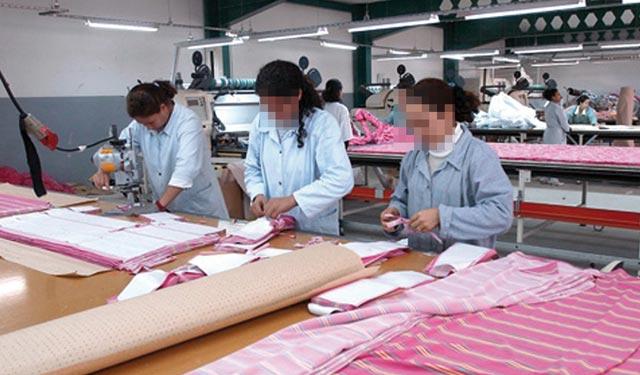 Textile: Mauvais élève de l industrie
