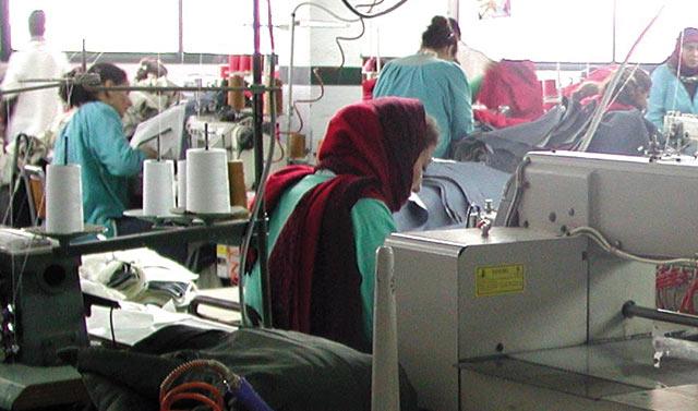 Production industrielle: La progression  au rendez-vous