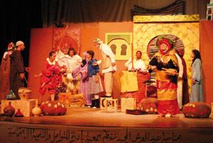 Événement : Le Festival du théâtre d'Oujda souffle sa 9ème bougie