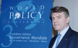 La gouvernance politique mondiale en débat à Marrakech