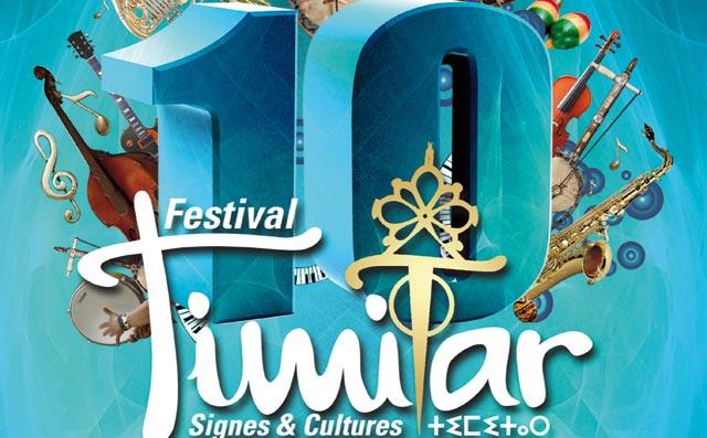 Festival : Timitar signes et cultures célèbre  son 10ème anniversaire d'exception