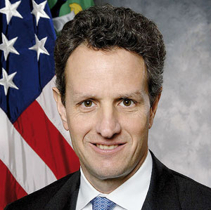 Timothy Geithner attendu en Chine