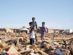 Le détournement des aides humanitaires par le Polisario dénoncé à Genève
