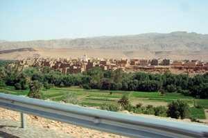 Tineghir, une perle du Sud marocain