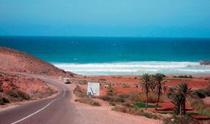 Tiznit, entre mer et désert