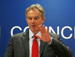 Tony Blair, partir c'est mourir un peu