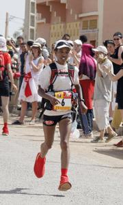 Touda Didi : «J'ai travaillé dur pour gagner ce marathon»