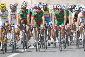 Le cyclisme national sur le podium