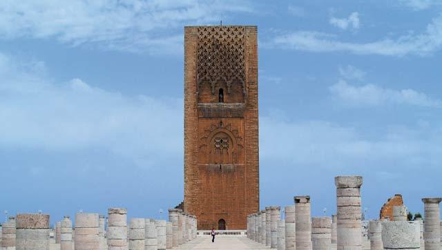 Les travaux de restauration de la Tour Hassan débuteront en février