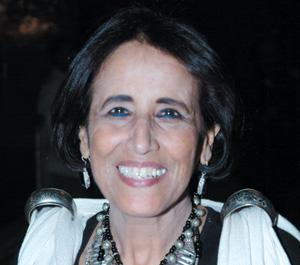 Ramadan des célébrités : Touria Jebrane au chevet des démunis