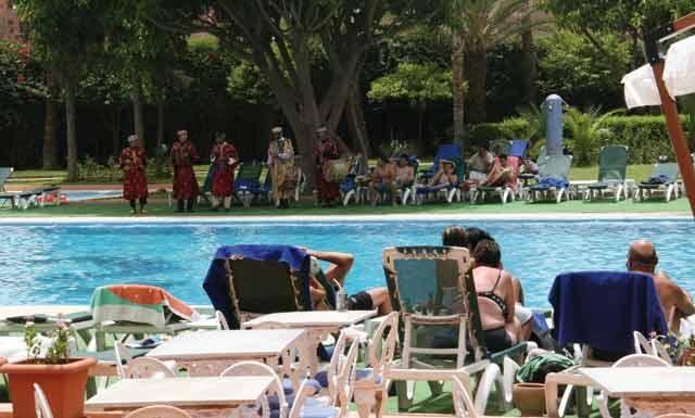 Tourisme :  Hausse de 11% des nuitées à  fin mai 2012