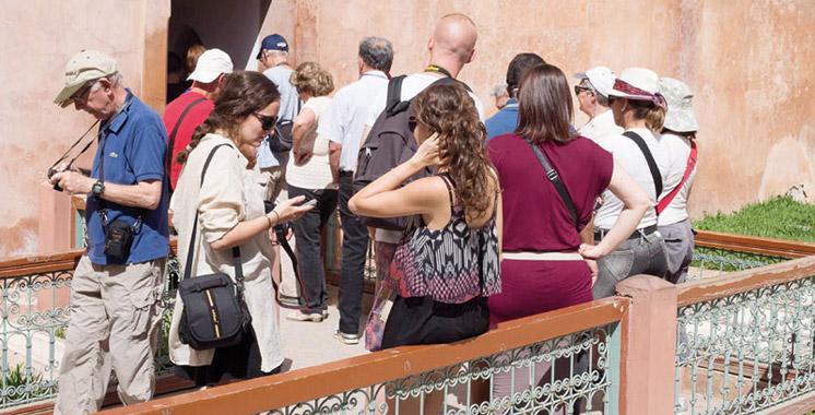Tourisme : Hausse de 10% des arrivées de touristes en janvier