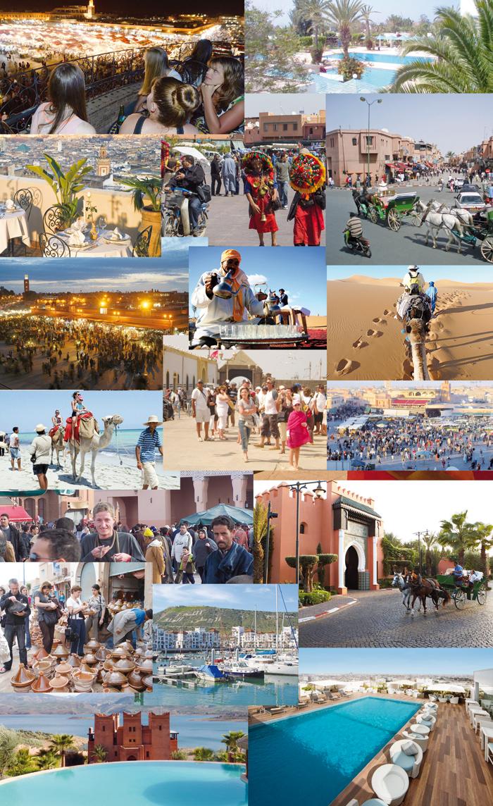 Tourisme-Maroc