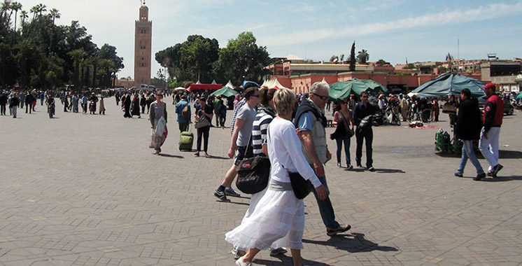 Marrakech et Agadir dans le Top 10 des destinations  préférées des Français cet été