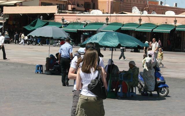 Tourisme : Marrakech renoue avec la reprise